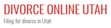 utah divorce logo